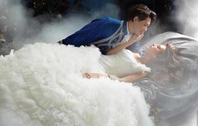 Сценарий выкупа невесты в стихах «Спящая красавица»